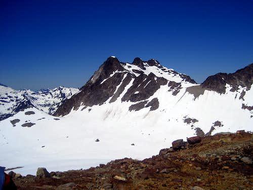 Baekos Peak