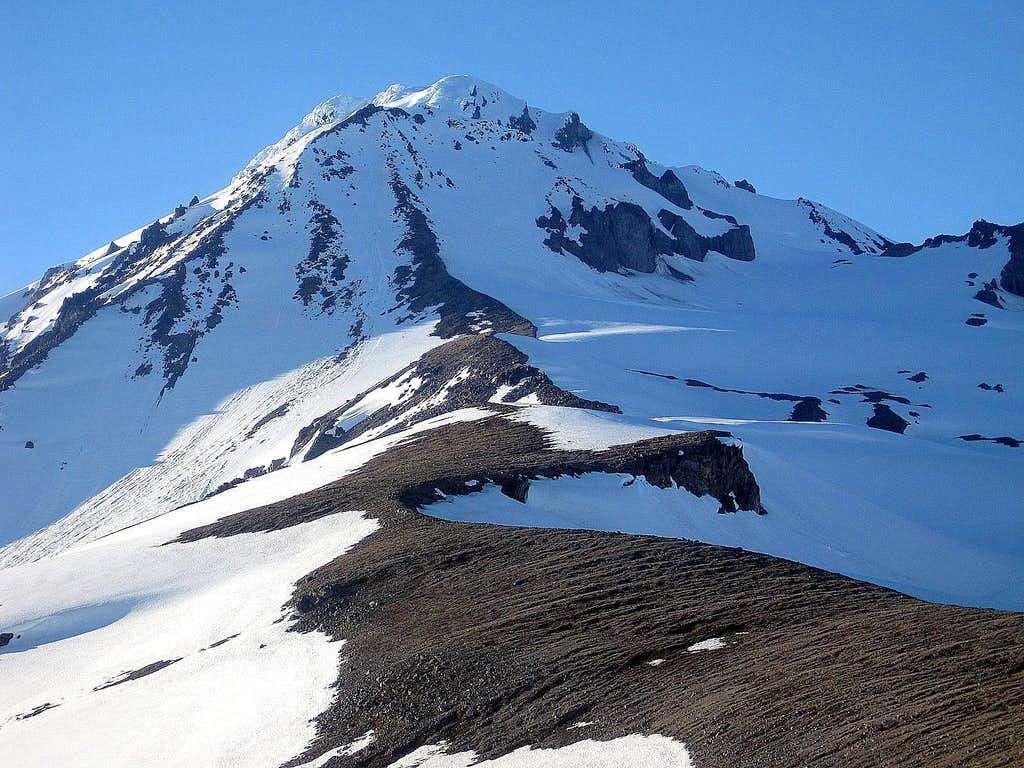 Glacier Peak from the Base