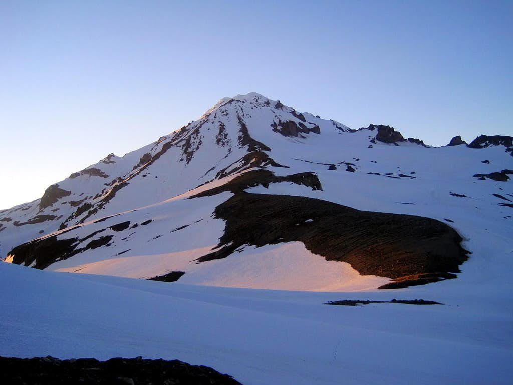The Second Evening on Glacier Peak