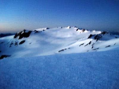 Kolos Peak during the Morning
