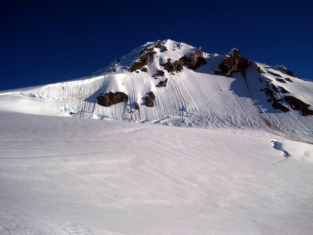 Glacier Peak from the Cool Glacier