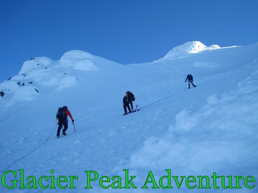 Glacier Peak Adventure