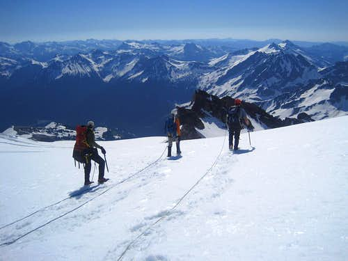 Crossing the Cool Glacier