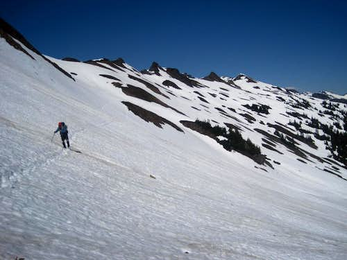 Traversing White Mountain