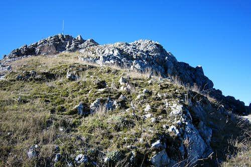 Fremont Peak Summit Crag