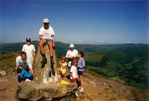 Summit Monument