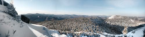 Panorama from Chocorua