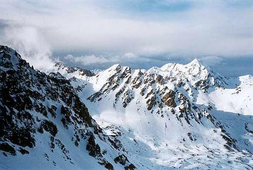 Looking to Pic du Midi