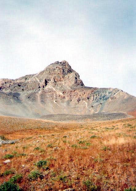 Donaldson Peak's south spur...