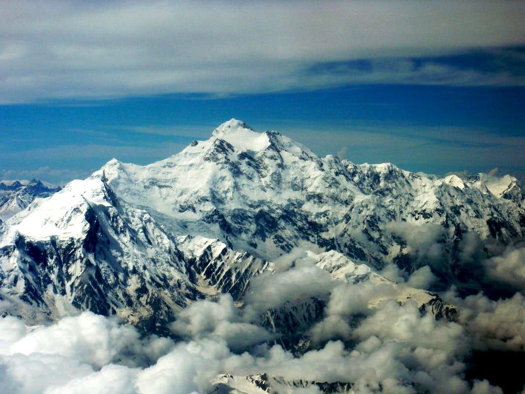 Invernali: Moro, Urubko e Richards tentano il Nanga Parbat