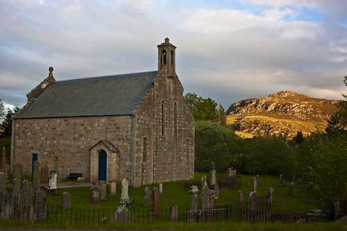 Scottish impressions - Laggan evening