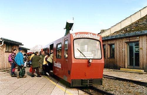 the Reisseck Train (photo...