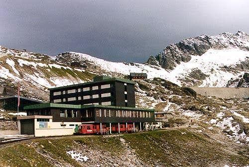 The Trainway station (photo...
