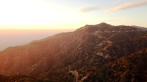 Verdugo Peak