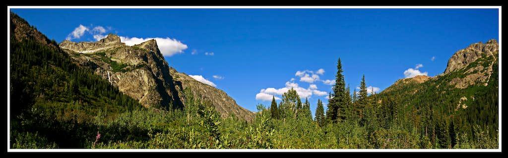 View near Hart Lake
