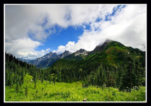 Buck Creek Pass