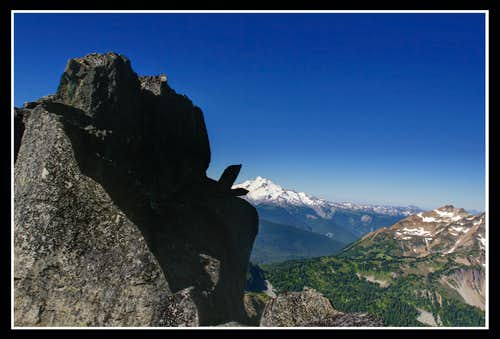 Cloudy Peak Summit