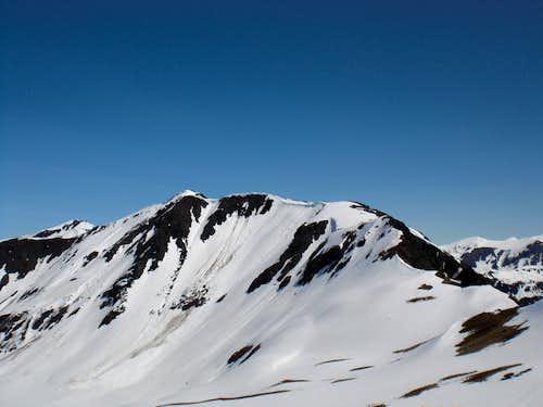 Heintzleman Ridge in June