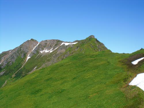 Heintzleman Ridge