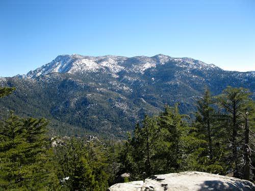 San Jacinto Massif