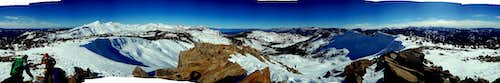 Ralston Summit Panorama