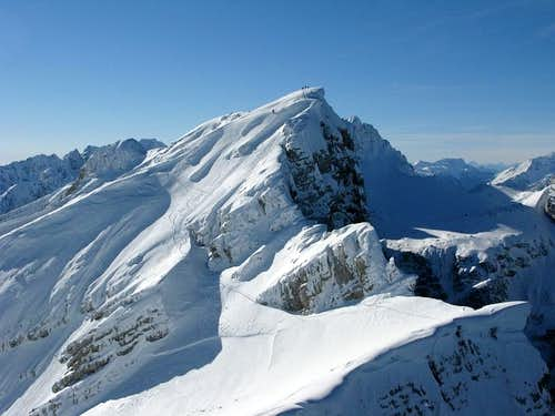 Velika Mojstrovka (2.366 mtrs)