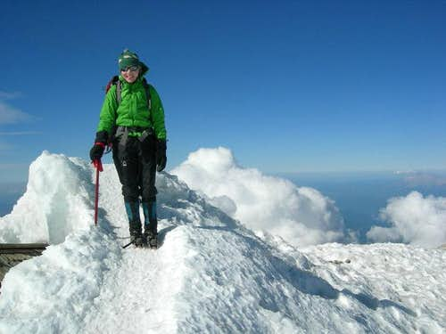 Mount Adams Summit