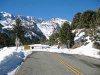 Winter Tuolumne access