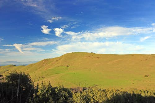 North San Pablo Ridge