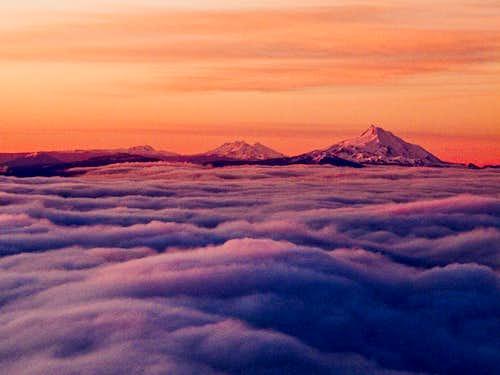 Jefferson Winter Sunrise