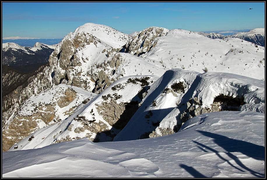 Brda from Debeli vrh