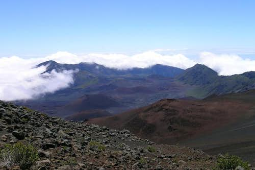 Another view of the Haleakala...