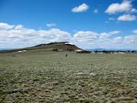 Hart Mountain False Summit