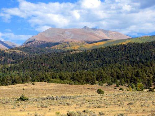 Culebra Peak