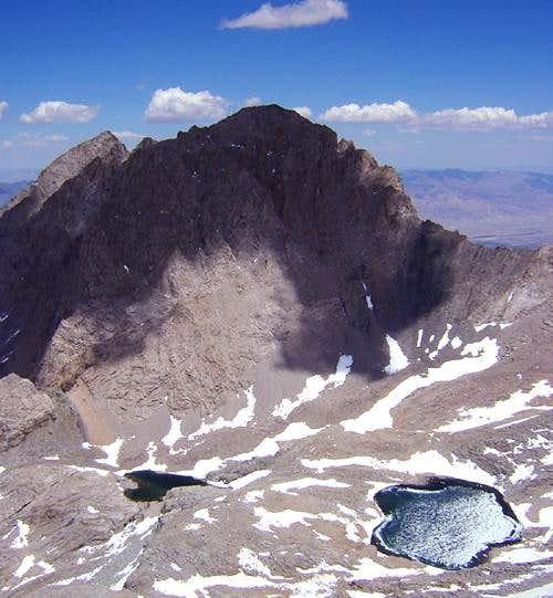 West face of Williamson from...