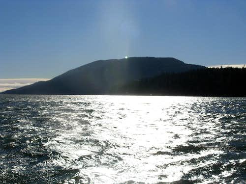 Lummi Point (Lummi Peak)