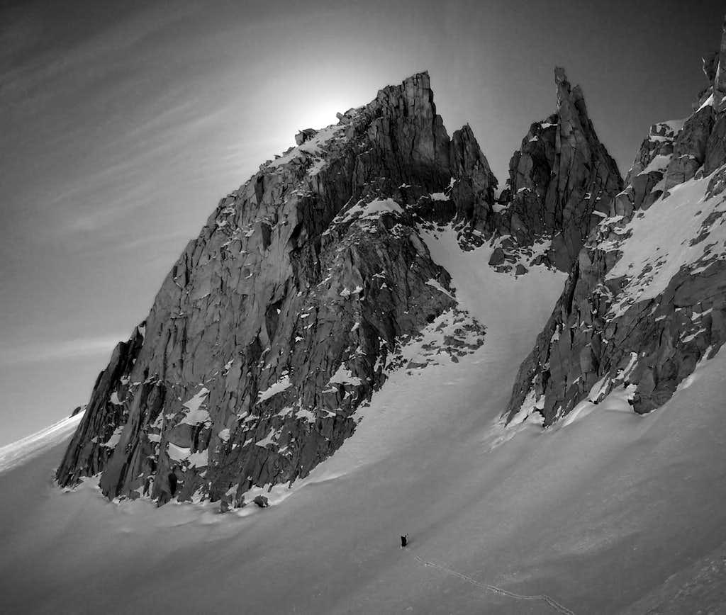 Mt Abbot & Petit  Griffon