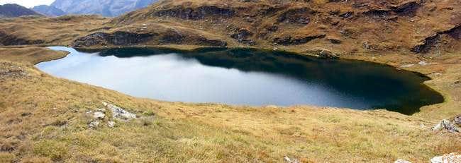 il secondo lago della...