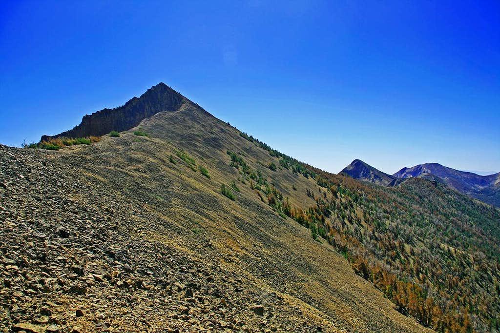 Matterhorn from the North Ridge