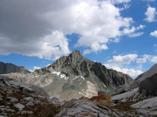 North Face from just SE of...