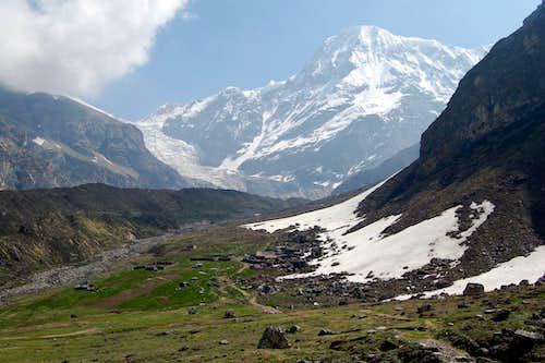 Nanda Davi Peak, India