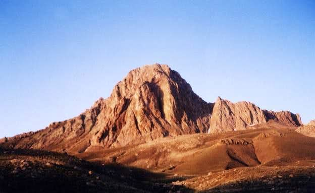 Khorasan Mountains