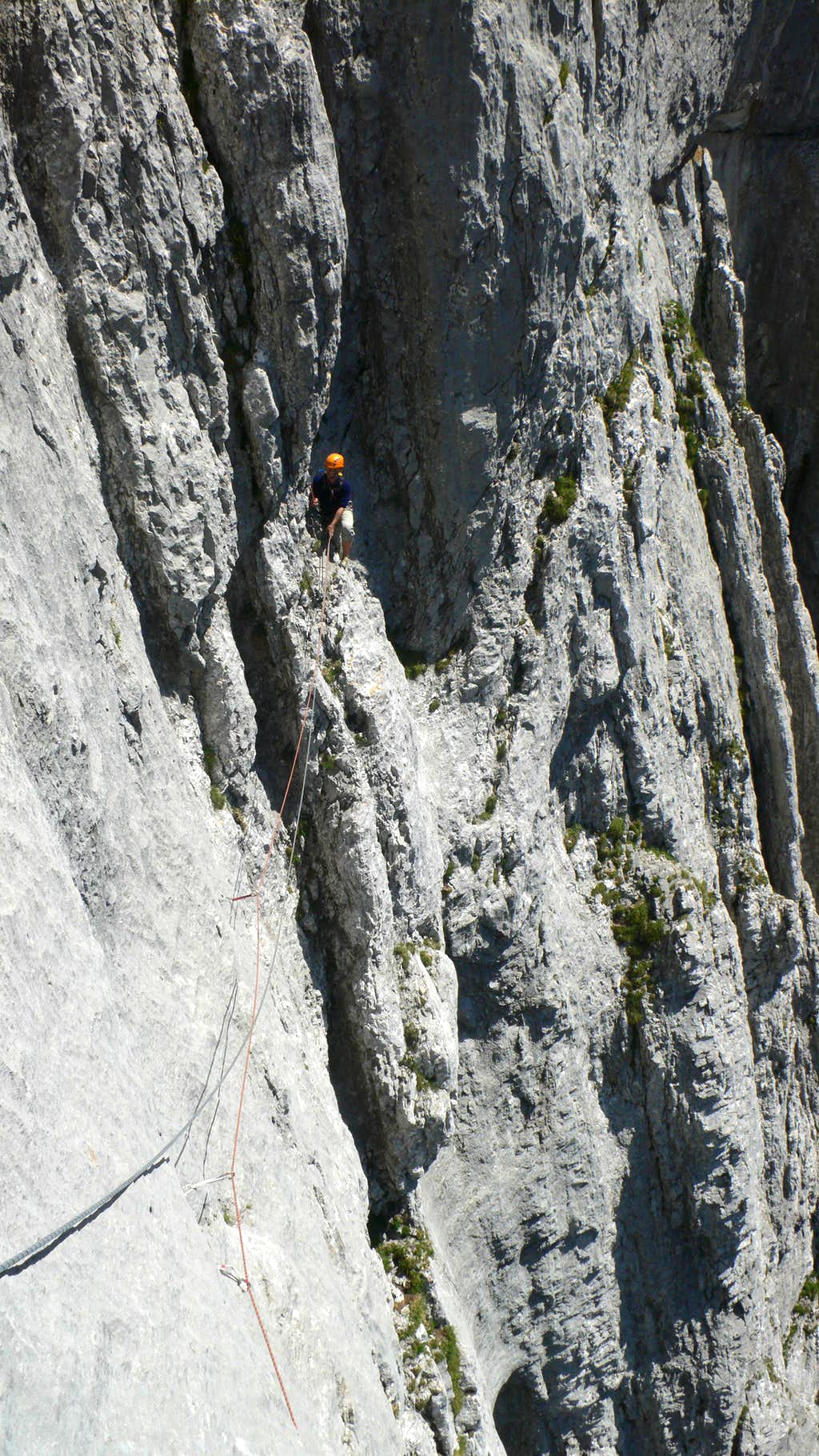 Looking back on pitch 11