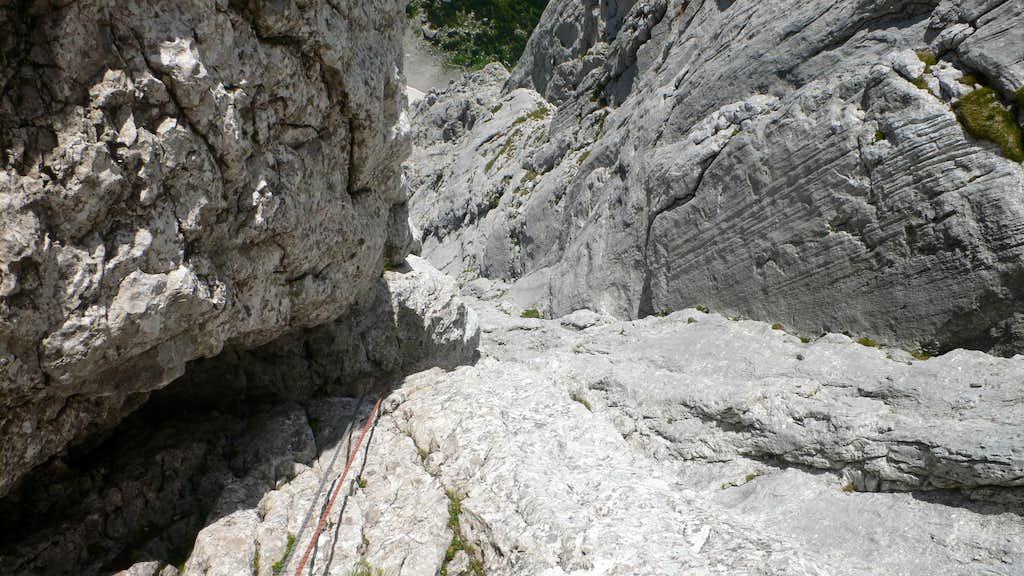 Pitch 20: The Ausstiegsrisse (VI-)