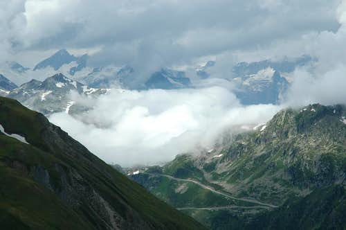 Grimselpass cloud