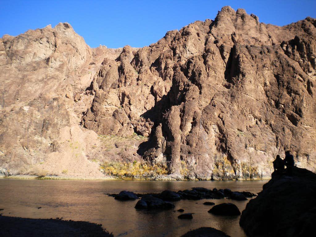 Goldstrike Canyon