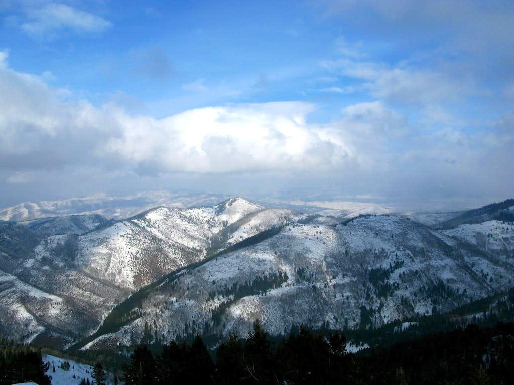 Summit Park Peak