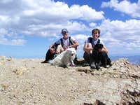 Summit of Deseret Peak,...