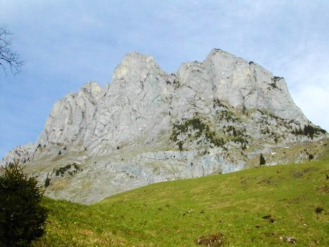 Kreuzberge (South-face)