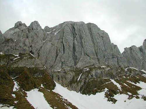 Kreuzberge (North-Face)
